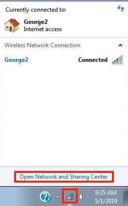 windows 7 settings
